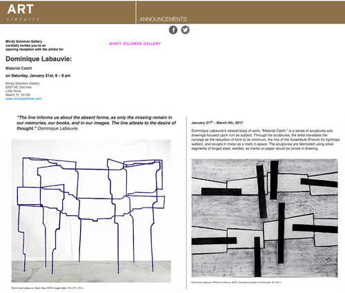 Critics Pick Art Circuit Miami